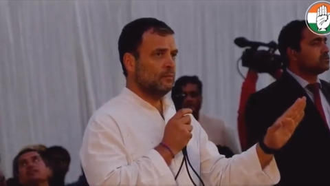I respect Mayawati and Akhilesh Yadav, but Congress will fight with all its might says Rahul Gandhi