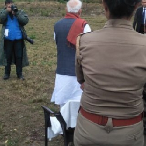 Congress: PM Modi continued shooting for documentary for his propaganda and publicity after Pulwama attack