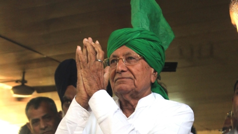 Live news: Former Haryana CM OP Chautala moves Delhi HC for release