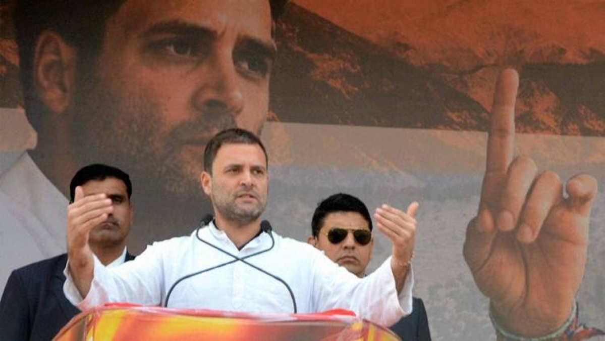 "Live news update: Rahul Gandhi says ""Public is the master, our work is to listen to you"" at Kisan rally"