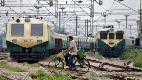 Railways eliminates all unmanned level crossings: Goyal