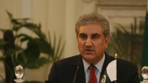 Mahmood Qureshi says Pakistan interested in advancing ties with Israel to improve political situation