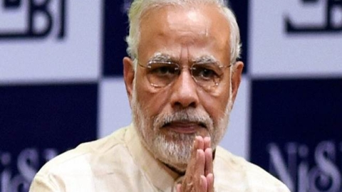 Congress demands PM Modi's apology  for comparing opposition parties to liquor