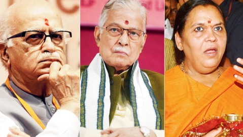 BJP sidelines stalwarts from Hindi-speaking states, shifts balance from North to West