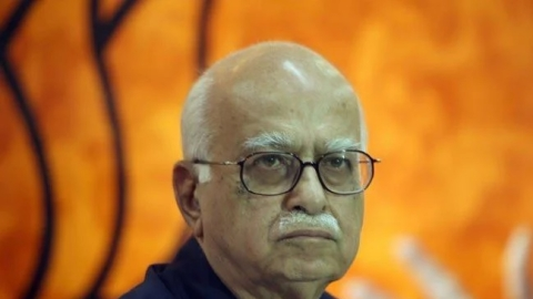 No tears for Lal Krishna Advani in or outside the BJP