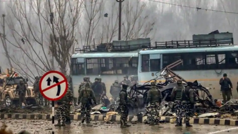 Intelligence failure led to Pulwama terror attack, finds CRPF internal inquiry