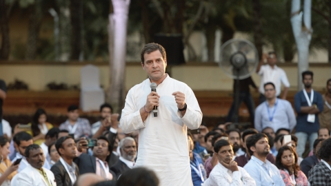 "Rahul questions PM Modi's patriotism, asks why he keeps silent on India's ""territorial integrity"" with China"