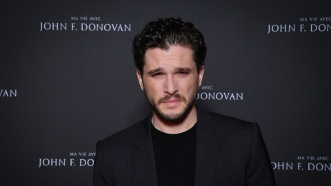 "GoT star Kit Harington compares real-world politics to fantasy show ""Game of Thrones"""