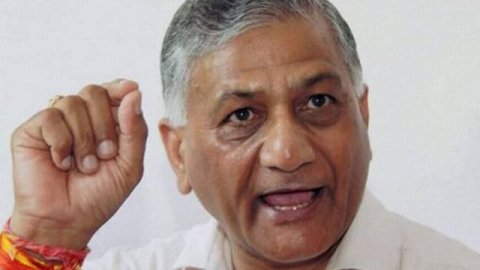 Balakot strike casualty figures: VK Singh says he can't count the mosquitoes he killed