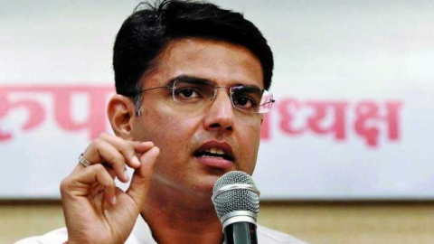 Sachin Pilot: People won't be fooled by BJP's false promises