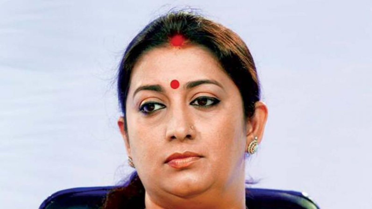 Smriti Irani flouted rules to allot 232 projects to cooperative of BJP workers
