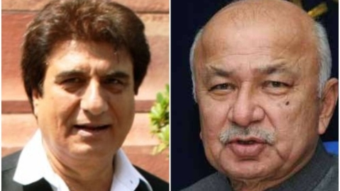 Raj Babbar, Shinde in Congress's second Lok Sabha list