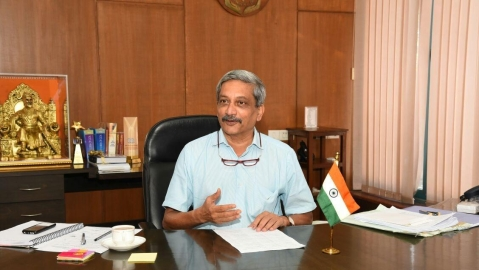 A paradox called Parrikar, India's first IITian CM