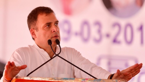 National integration cannot be achieved by 'unilaterally' tearing apart J&K, says Rahul Gandhi