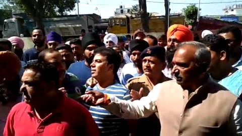 Uttarakhand: Police files case against BJP Education Minister Arvind Pandey for assaulting police officer