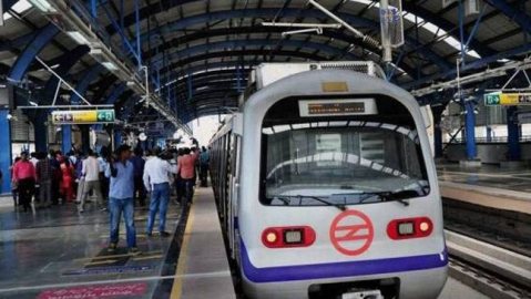 Obscene clip from Delhi Metro station reaches porn site