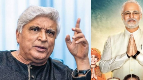 Have taken Javed Akhtar's old songs in 'PM Narendra Modi': Producer Sandip S Singh on credit row