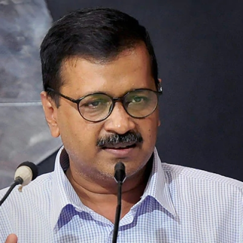 Delhi CM Arvind Kejriwal (Photo Courtesy: PTI)