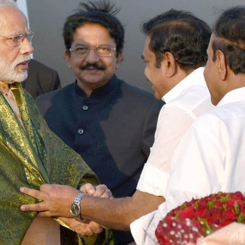 In Tamil Nadu, Narendra Modi has lost his appeal; DMK-Congress front advantageously placed on poll-eve