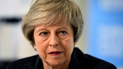 Tired public needs Brexit decision: Theresa May