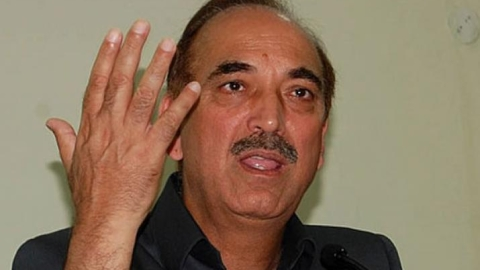 BJP creating artificial majority in Goa, Congress should be allowed to form government says Ghulam Nabi Azad
