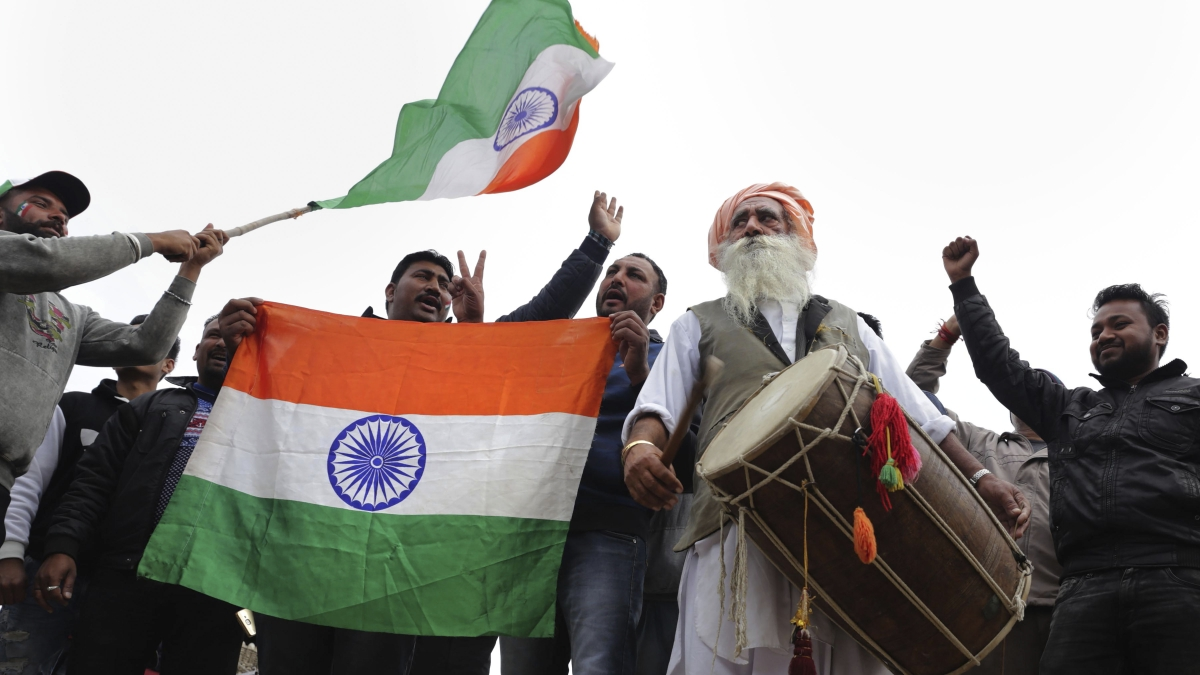Punjab CM wishes to receive Abhinandan; Attari JCP witnesses festive look, many gather to receive their hero