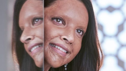 Malti will stay with me forever: Deepika shares her first look from 'Chhapaak'