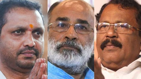 Lok Sabha 2019: State BJP leaders, union minister fight for Sabarimala seat in Kerala
