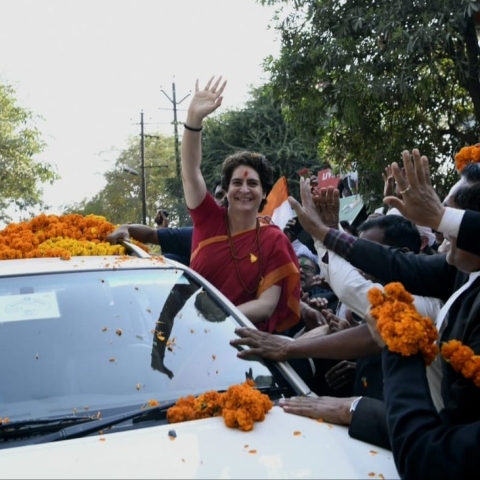 Priyanka Gandhi's Ganga Yatra charms the marginalized