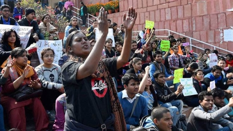 Delhi High Court allows JNUSU to attend welfare meetings