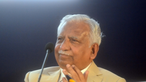 ED searches Jet Airways founder Naresh Goyal's premises in Delhi, Mumbai