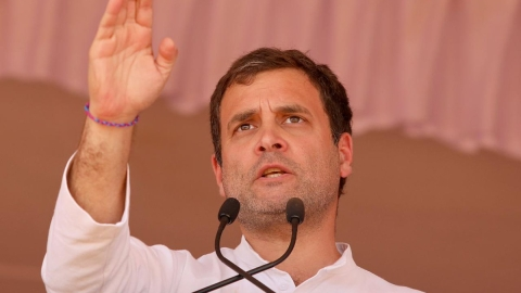 Rahul asks Modi to tell nation who got Masood Azhar released from jail