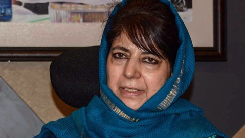 Mehbooba takes swipe at Arun Jaitley's 'separatist psyche' comment