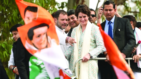 Priyanka Gandhi's rally reminds Gujarat of Indira Gandhi's rally in 1978