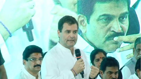Congress president Rahul Gandhi promises separate ministry for fishermen if Cong voted to power