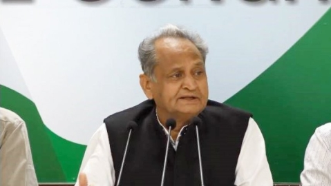 If not pre-poll, anti-BJP forces will come together post elections:  Ashok Gehlot
