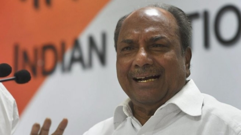 Modi spreading misinformation on Rafale; NDA delayed procurement of jets by four years: AK Antony