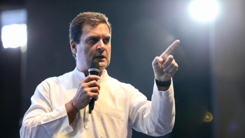 Rahul Gandhi: PM Modi destroyed 1 crore jobs in 2018