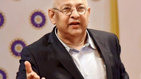Amitabh Choudhary says I have not written that letter, referring to the letter that BCCI wrote to ICC