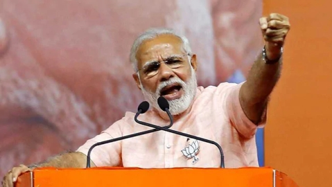 Now, PM Modi claims credit for completing projects in Karnataka