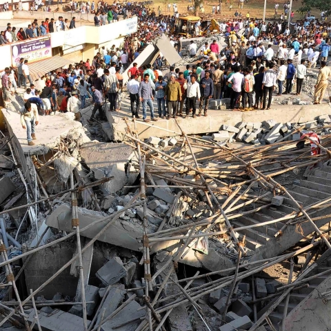 LIVE news updates: Death toll in  Dharwad  building collapse touches 5