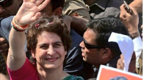 Priyanka Gandhi: No one is happy with Modi government