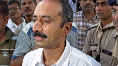 Gujarat High Court rejects Sanjiv Bhatt's bail application