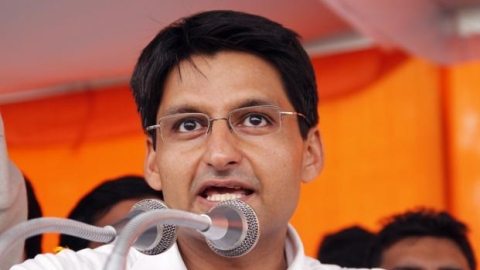 Deepender Hooda slams BJP for using armed forces for vote