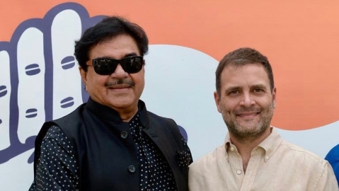 Shatrughan meets Rahul Gandhi, will join Congress on April 6