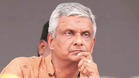 BJD MP Tathagata Satpathy will not contest elections