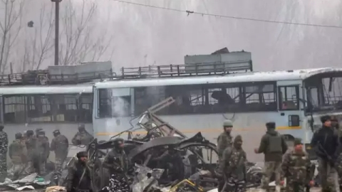 Another accused in Pulwama terror attack in custody, claims NIA