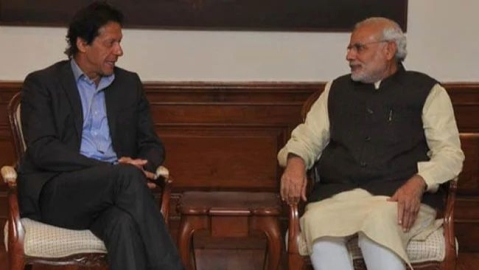 As India officially boycotts Pakistan National Day event, Modi writes to Imran