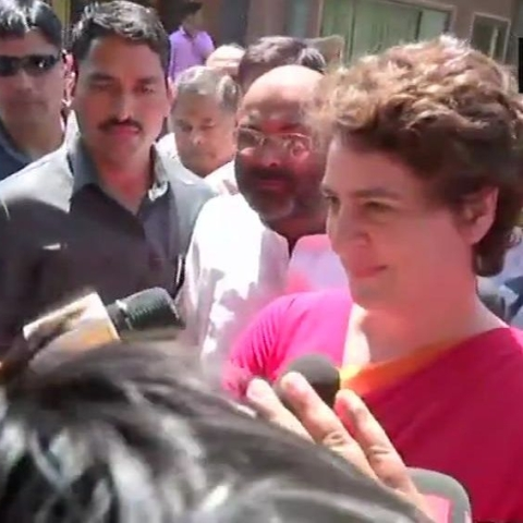 Rant of nothing done in 70 years has an expiry date, Priyanka Gandhi tells Yogi Adityanath