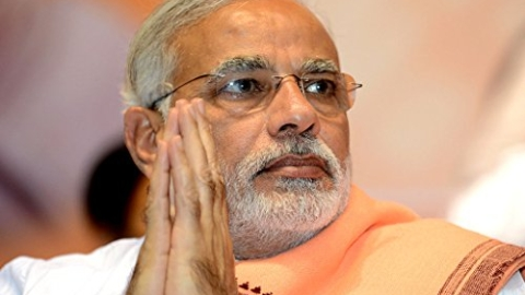 WATCH | PM Modi pushed to pathetic silence thrice during press interviews